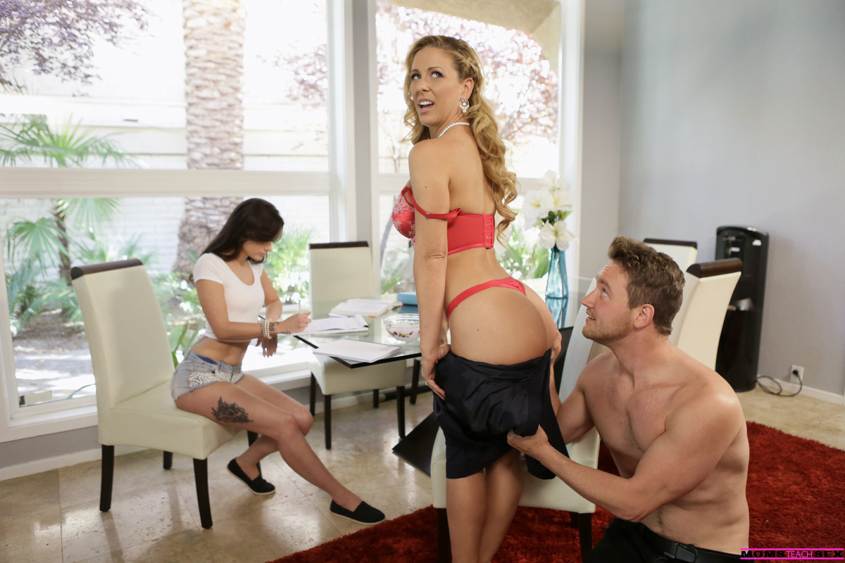 Moms Teach Sex Cherie Deville